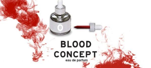 Blood Concept ใช้น้ำหอมที่เข้าตามอุปนิสัยของกรุ๊ปเลือด  2 - Blood
