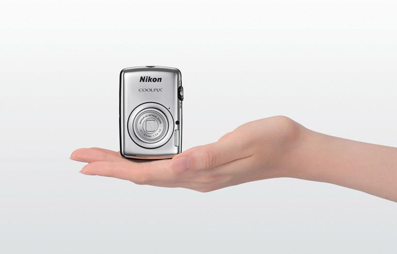 Coolpix S01กล้องดิจิตอลที่เล็กที่สุดของ Nikon  2 - camera