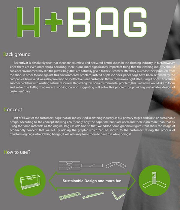 h bag greenery