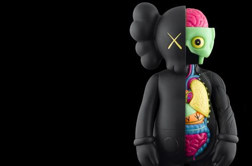 KAWS Toy ของเล่นเด็กสตรีท  13 - KAWS Toy