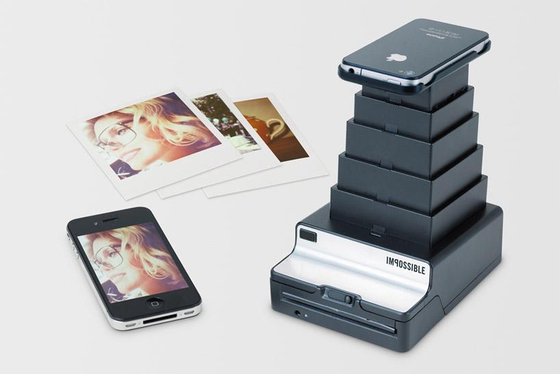 Impossible เปลี่ยนรูปในกล้อง iPhone ให้กลายเป็นรูปโพลารอยด์