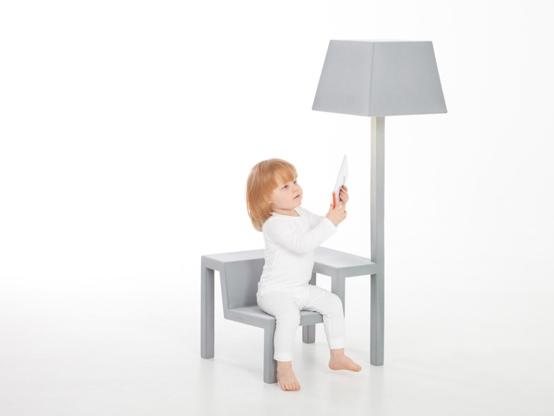 เก้าอี้ All-in-One โดย Frederik Roijé 13 -