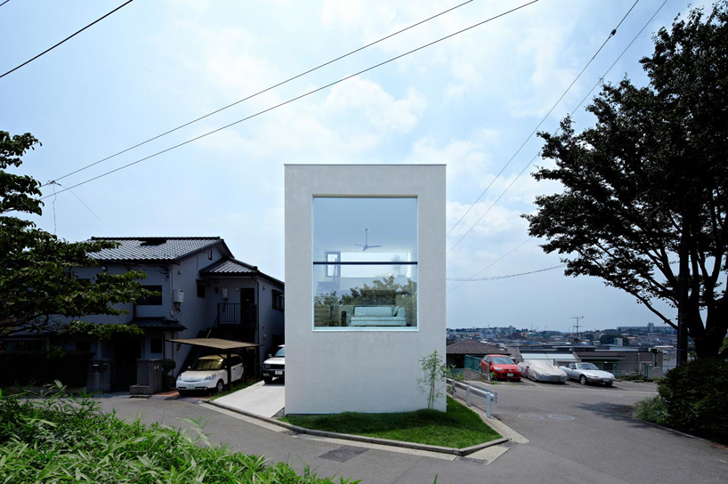 The rectangular house from Enjoy and Architecture 2 - Architecture
