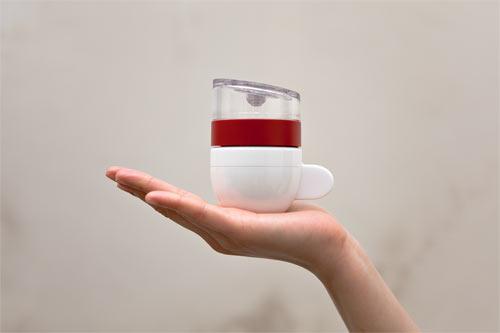 Piamo: your espresso maker for the microwave 2 - Coffee