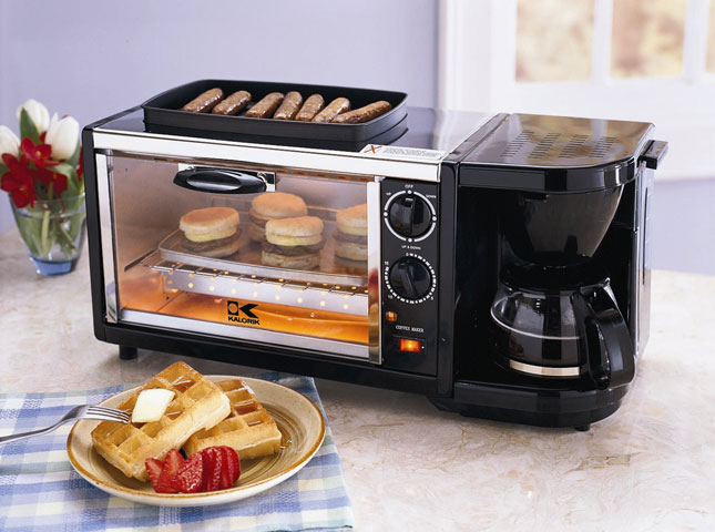 3 Multi-Tasking Breakfast Gadgets 2 - Bacon