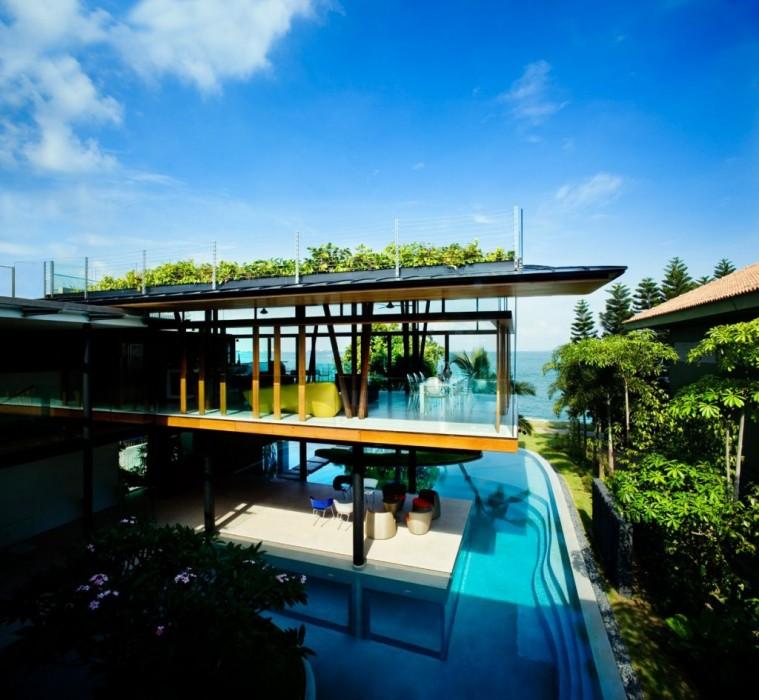 "Fish House ""บ้านปลา"" สไตล์โมเดิร์นทรอปิคอล 2 - Architecture"
