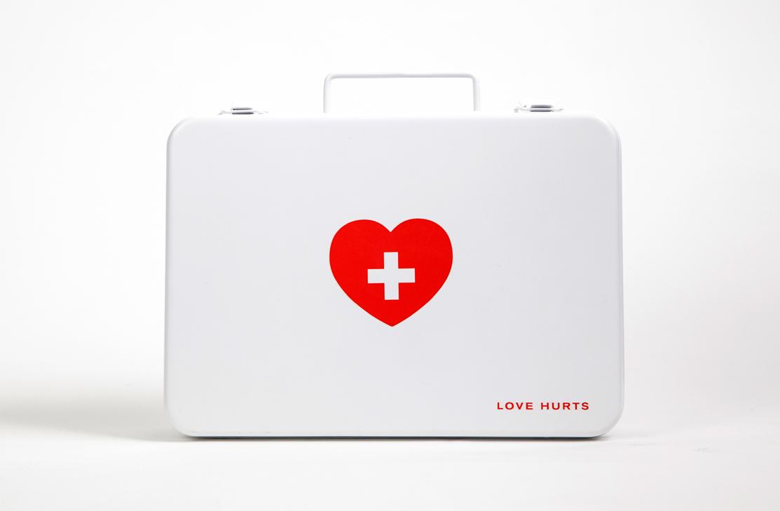 อกหักรักษาได้.. LOVE HURTS ชุดปฐมพยาบาลเบื้องต้นของคนอกหัก 13 - aids