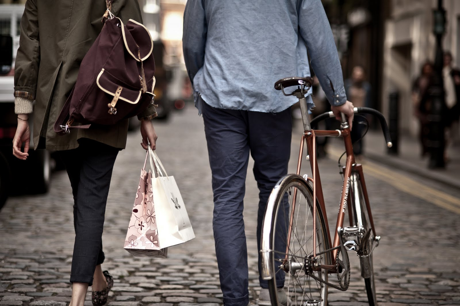 Pick The Right Gear เลือกจักรยานให้เหมาะสมกับตัวเอง 13 - Buyer Guide