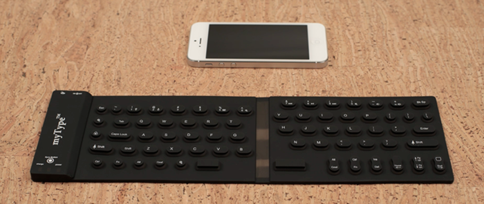 Pocketable Bluetooth Keyboard for your smartphone & tablet 13 - andriod