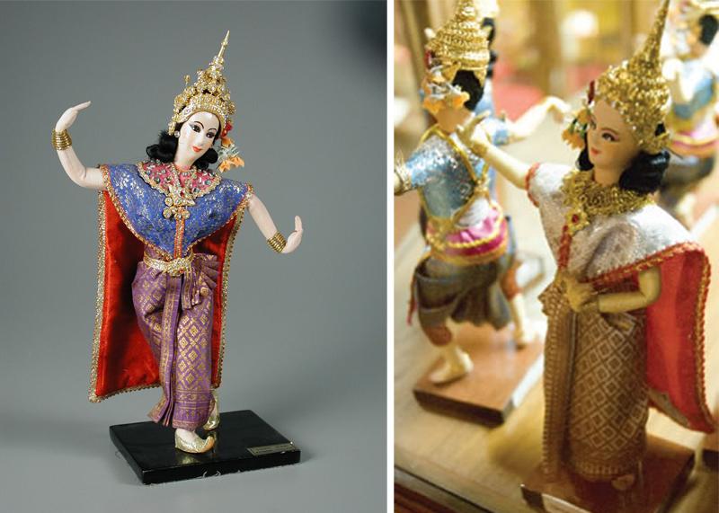 Bangkok Dolls Factory & Museum พิพิธภัณฑ์บ้านตุ๊กตา 2 - Bangkok Dolls