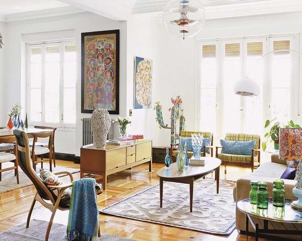Creative apartment in Madrid 13 -