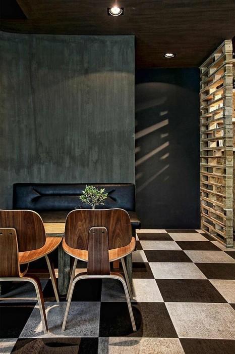ร้านอาหารตกแต่งแนว industrial style 2 - Industrial style
