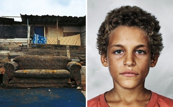 ภาพถ่ายเด็กๆทั่วโลก และที่ที่พวกเขาหลับนอน 2 -