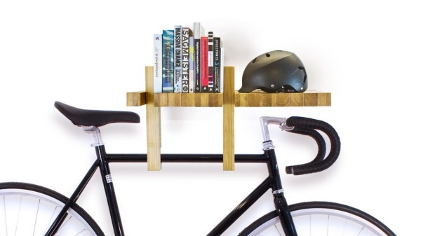 ชั้นหนังสือ  FUSILLO ปรับเปลี่ยนตามต้องการ ทั้งวางของ แขวนเสื้อ แขวนจักรยาน 13 -