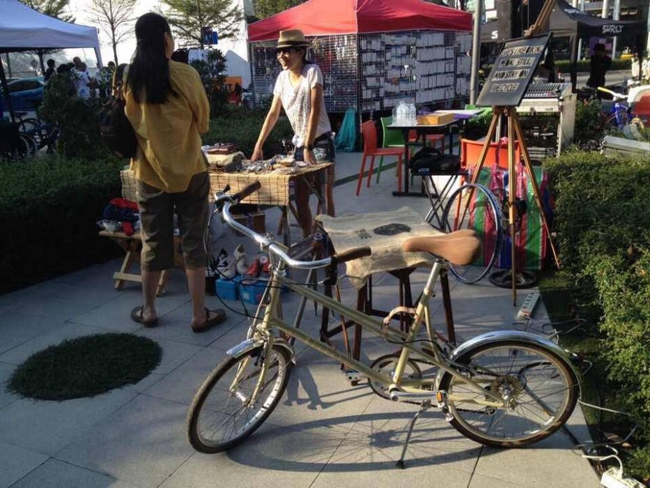 """CDC Million Bike Market ตลาดของคนรักจักรยาน """"ล้านคัน"""" 2 - CDC"""