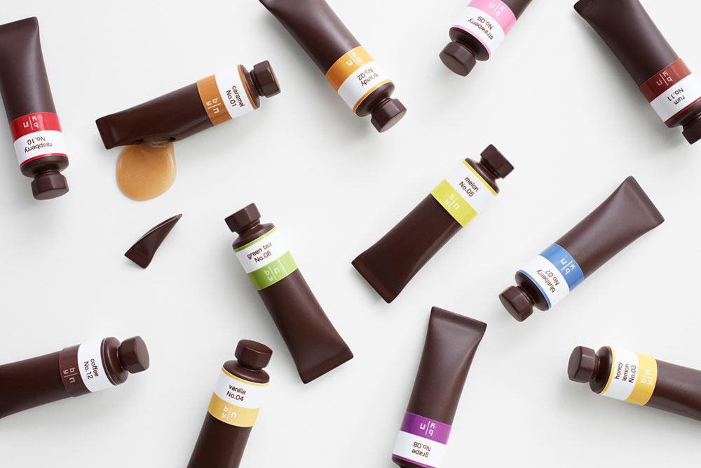 CHOCOLATES หรือหลอดสีกันแน่ !? 2 - Chocolate