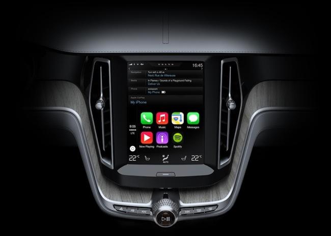 Apple ออกซอฟท์แวร์สำหรับรถยนต์หรู เพื่อความสุนทรีย์ในการขับขี่  2 - CarPlay software