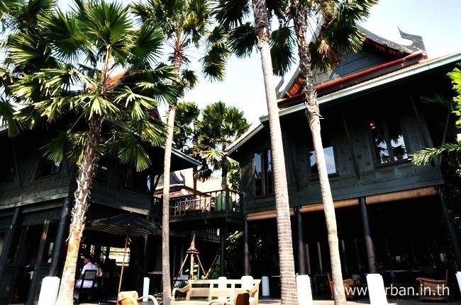 """""""ช้อน""""@The Siam..ร้านอาหารเรือนไทยอายุกว่า100ปี ริมแม่น้ำเจ้าพระยา เชิงสะพานซังฮี้ 2 - the Siam"""