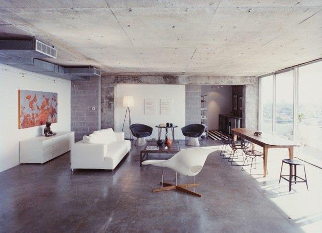 8 ไอเดียพื้นคอนกรีตในบ้าน ..ที่ดูดีเหลือเชื่อ 2 - concrete