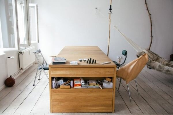 The BLESS Workbed..โต๊ะที่เปลี่ยนเป็นเตียงได้เพียงฝ่ามือพลิก 13 - บ้านขนาดเล็ก