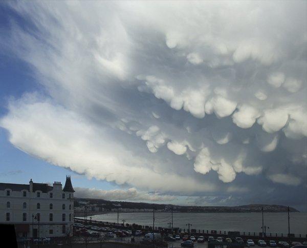 Mammatus Clouds หนึ่งในเมฆที่สวย มาพร้อมกับพายุที่รุนแรง 2 - Clouds