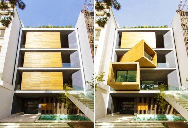 บ้านที่ปรับเปลี่ยนเคลื่อนห้องได้เพียงการกดปุ่ม 13 - บ้านขนาดเล็ก