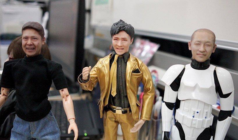 Clone factory: Mini me dolls 13 - Clone factory