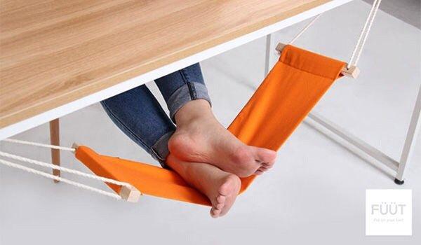 เปลพักเท้า ...Fuut by Three Dot 13 - idea
