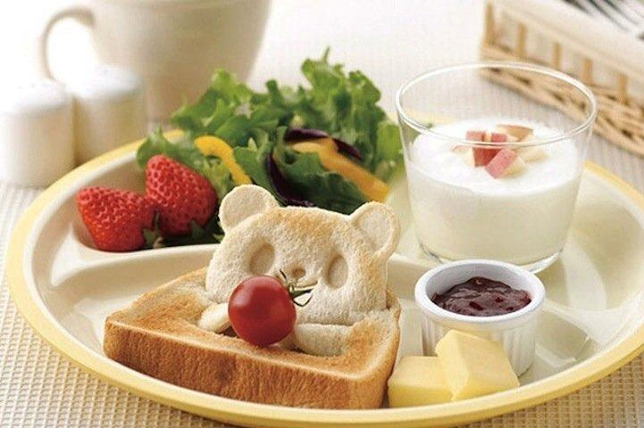 Toast Stamp เปลี่ยนขนมปังสี่เหลี่ยมน่าเบื่อ เป็นน้องหมีสุดน่ารัก 13 - อาหาร