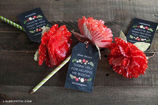 ดอกไม้กระดาษ 14 ชนิด สวยไม่เหี่ยวเฉา 2 - origami