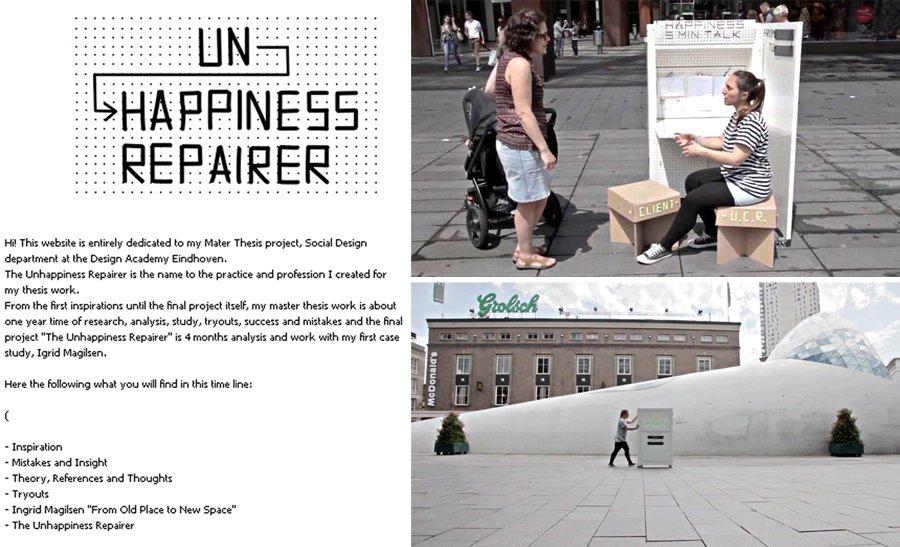 The Unhappiness Repairer ซ่อมความทุกข์ 2 - happiness