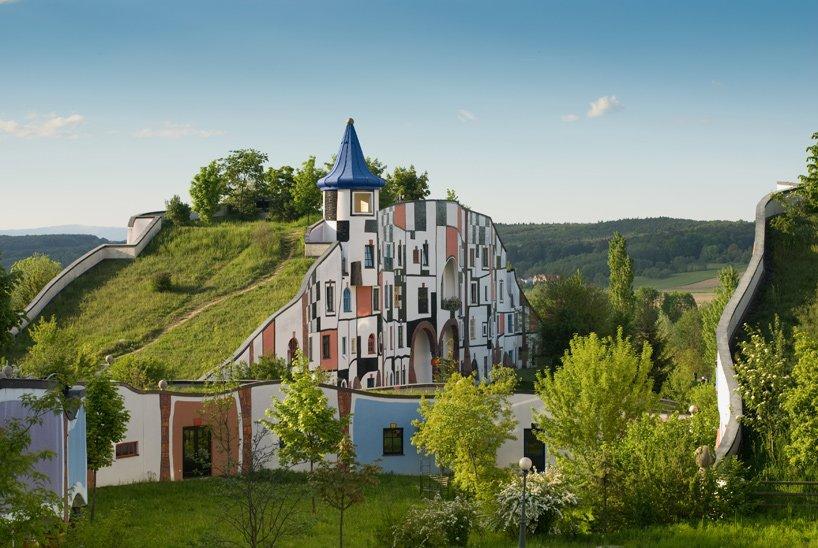 The Rogner Bad Blumau Spa รีสอร์ตสปาโอบล้อมด้วยบรรยากาศศิลปะ 13 - artwork