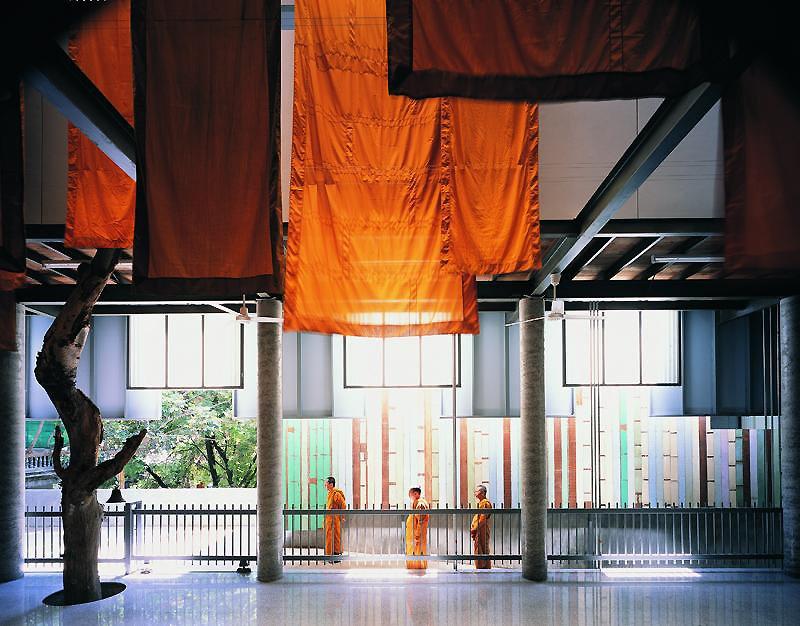 """""""พิพิธภัณฑ์ของสำนักสงฆ์พุทธโคดม จ.ชลบุรี"""" บรรยากาศแห่งความเรียบสงบ 13 - Architecture"""