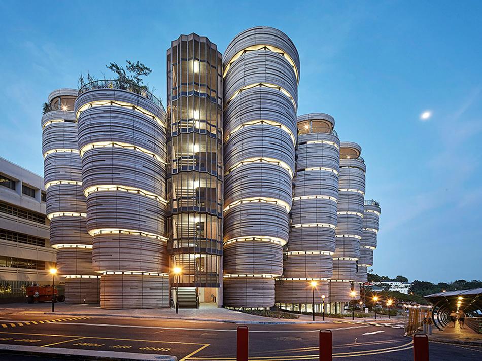 """""""อาคารติ่มซำ"""" โครงสร้างผนังคอนกรีตหล่อแนวๆ Learning Hub/Heatherwick Studio 13 - Architecture"""