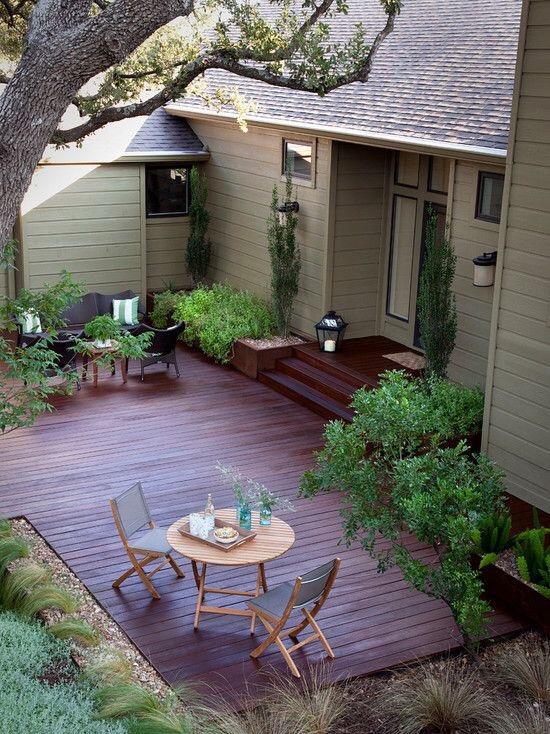 ต่อเติมพื้นที่นอกบ้าน เชื่อมโยงพื้นที่ภายในกับสวน 2 - outdoor space