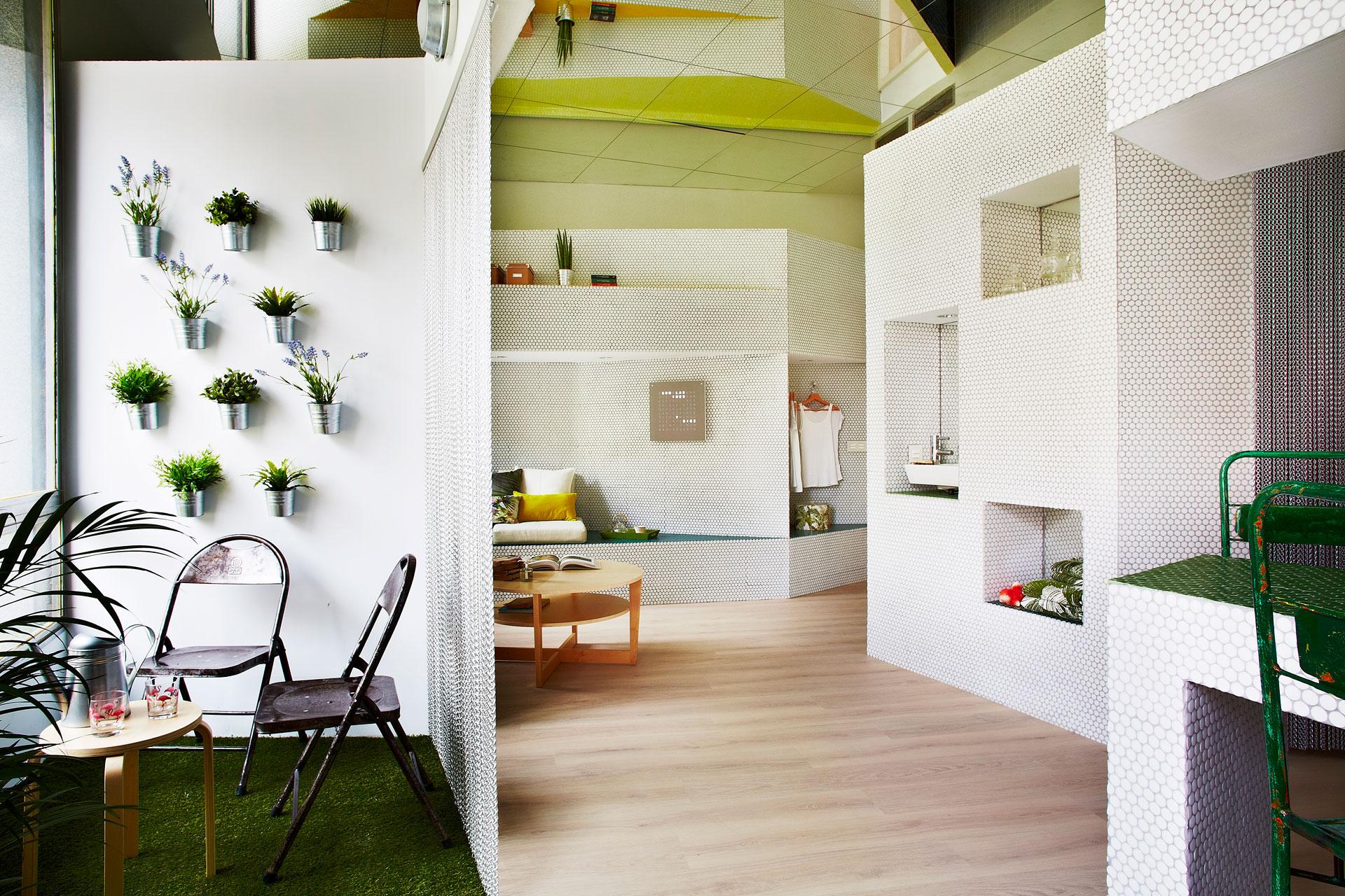 สวย จบ ครบในพื้นที่ 36 ตร.ม. ด้วยฟังก์ชั่นที่น่าอยู่ และเหมาะสำหรับคนเมือง 2 - Art & Design