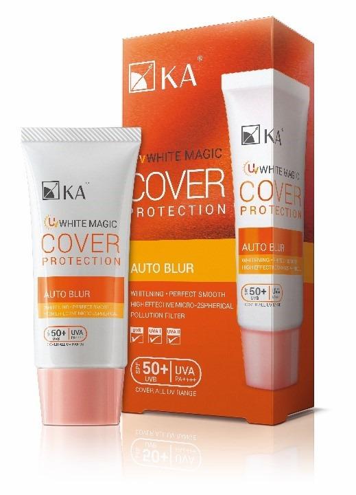 KA UV White Magic Cover Protection SPF 50+ PA++++
