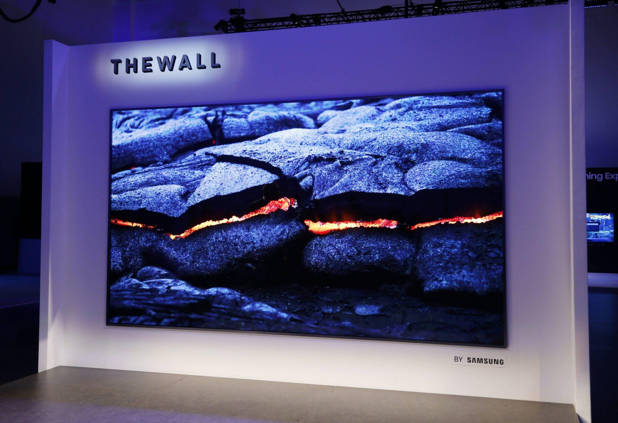 """""""ซัมซุง"""" เผยนวัตกรรมทีวีสุดอัจฉริยะ ครั้งแรกในโลกกับ """"เดอะวอลล์"""" โมดูลาร์ ไมโครแอลอีดี หน้าจอ 146 นิ้ว 13 - samsung"""