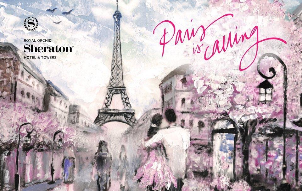 ฮันนีมูนอันแสนหวานใจกลางกรุง ปารีส กับแคมเปญ 'The Journey of Love 2018' โดย โรงแรมรอยัล ออคิด เชอราตัน 2 -