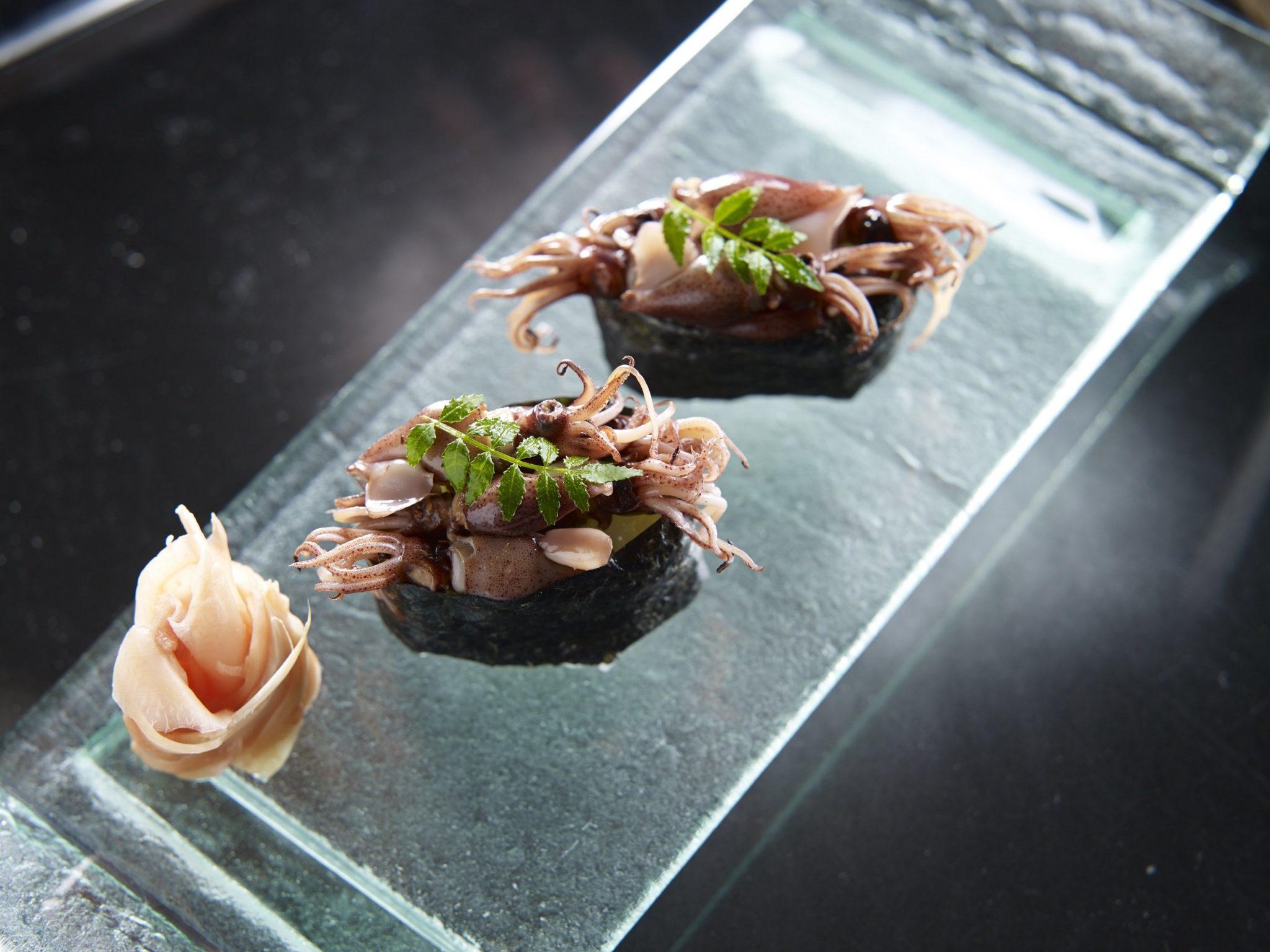 เชิญลิ้มลองความอร่อยประจำฤดูกาลจากเมนูปลาหมึกหิ่งห้อยและเมนูหน่อไม้ญี่ปุ่น 2 -