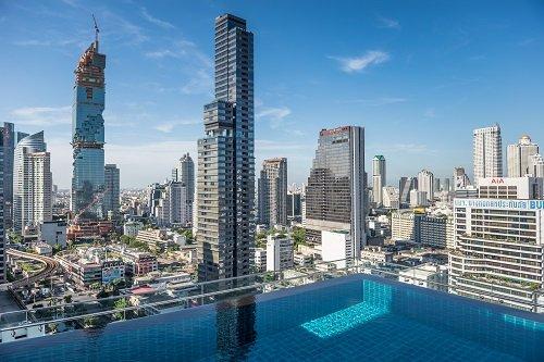 โรงแรมอัมรา กรุงเทพฯ นำเสนอโปรโมชั่น Bangkok Staycation มอบส่วนลดพิเศษ 20% สำหรับเข้าพักระหว่าง 1 มีนาคม – 31 ตุลาคม 2561 (จองระหว่าง 1 – 15 มีนาคม 2561 เท่านั้น) 2 -