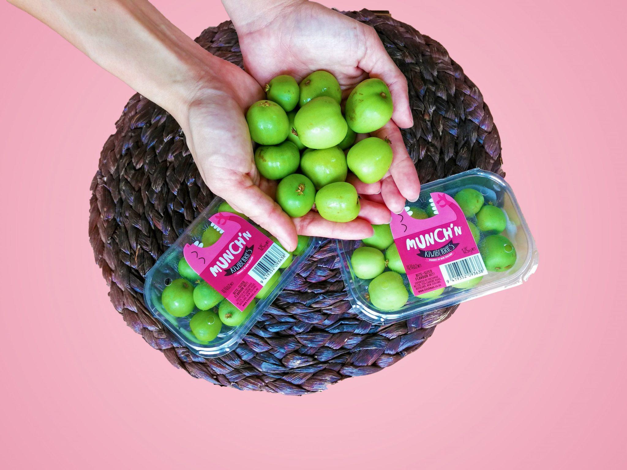 Munch'n kiwiberries - ซูเปอร์ฟรุตขนาดจิ๋วสุดคิ้วท์พันธุ์ใหม่มาถึงเมืองไทยแล้ว! 2 -