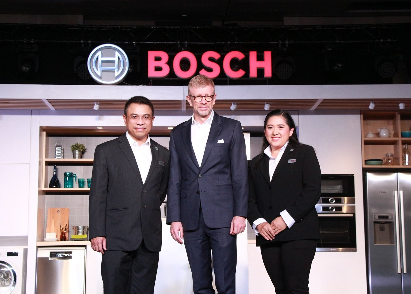 BSH เปิดตัว BOSCH แบรนด์เครื่องใช้ไฟฟ้าอันดับ 1 ในยุโรป ชูนวัตกรรมโดดเด่นพร้อมรุกตลาดพรีเมี่ยมในประเทศไทย