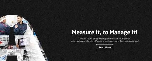 แอ็กซอลตา เปิดตัวระบบจัดการสำหรับอู่พ่นซ่อมสีรถยนต์ (Paint Shop Management) 2 -