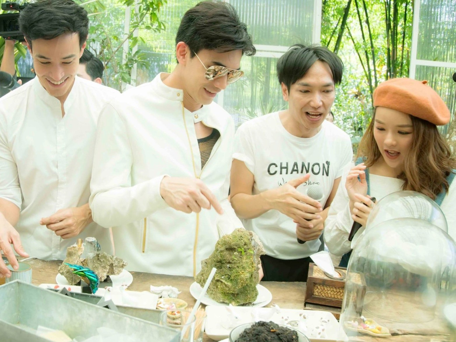 เปิดตัว CHANON Wake Shop ชวนทำเวิร์คช็อป กับกูรูตัวจริง