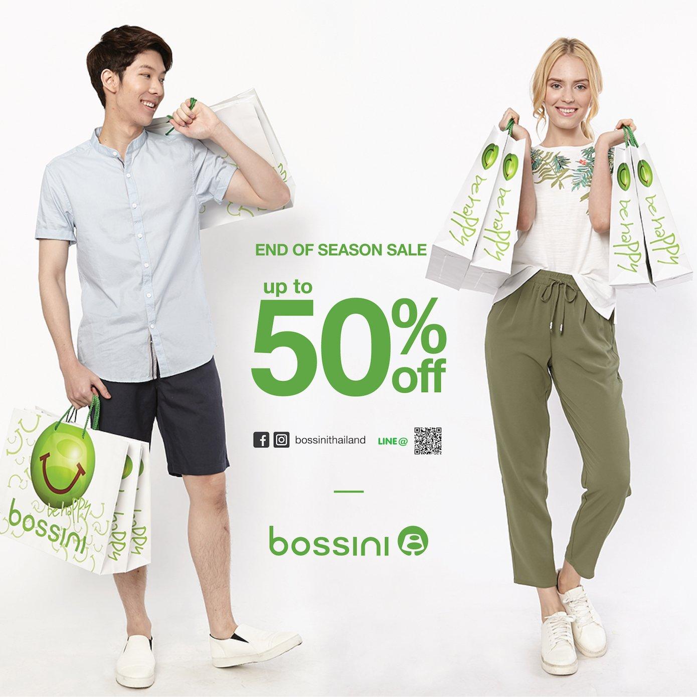 BOSSINI END OF SEASON SALE 2 -