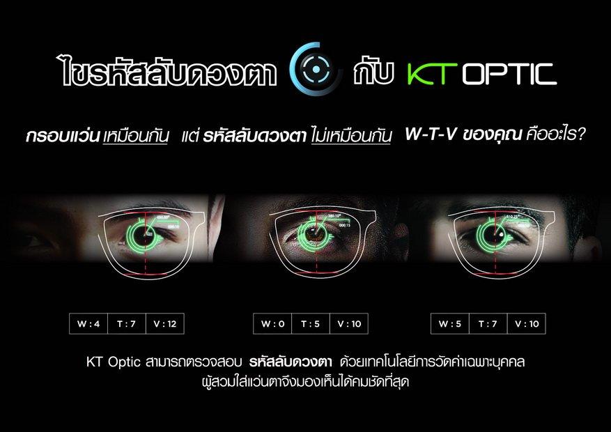 """KT Optic เปิดตัวแคมเปญ """"ไขรหัสลับดวงตา"""" เอาใจลูกค้า วัย 40 ขึ้นไป ที่มี active lifestyle และไม่ต้องการให้การมองเห็นที่ไม่คมชัดมาเป็นอุปสรรคสำหรับกิจกรรมในชีวิตประจำวัน 13 -"""