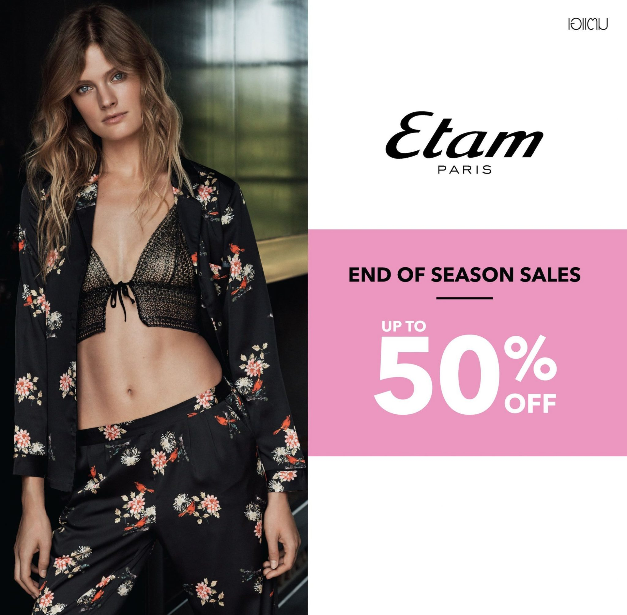 ETAM END OF SEASON SALE 13 -