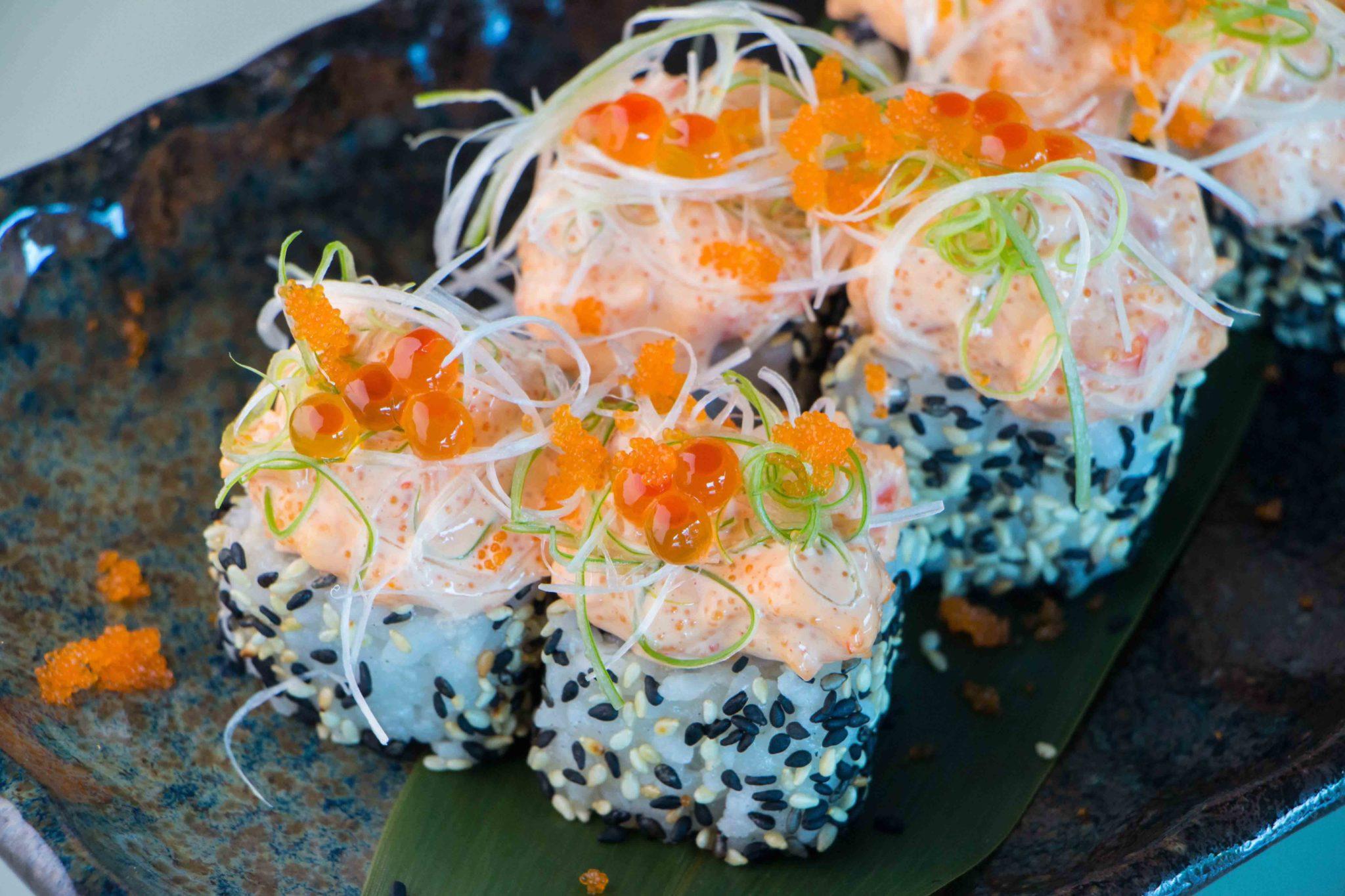 นิชิกิ บุฟเฟ่ต์อาหารญี่ปุ่น มา 4 จ่าย 3 เมนูให้เลือกกว่า 77 รายการ 2 -