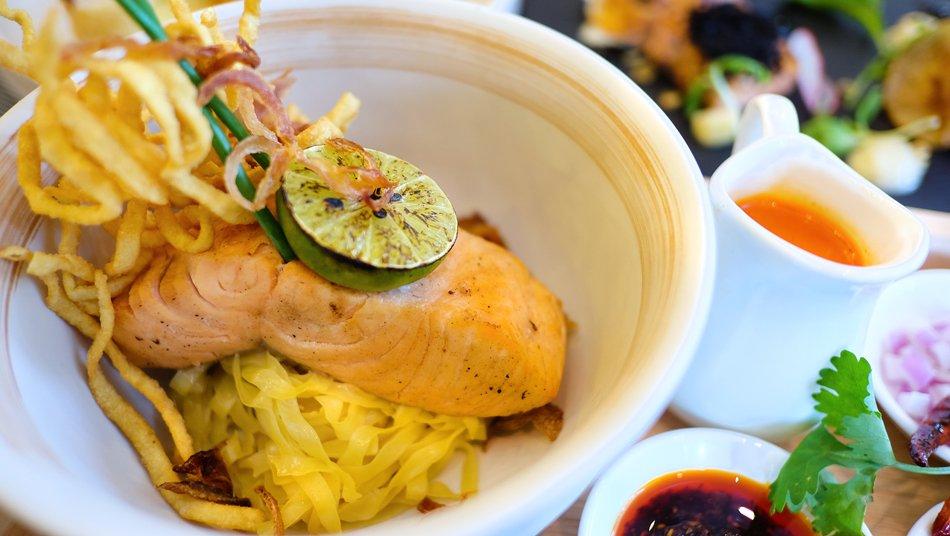 Rock Salmon@ Vivanda Cuisine, Best Western Plus Wanda Grand Hotel 2 -